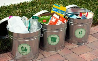 7 Top Tips to make Recycling Easier for you!!